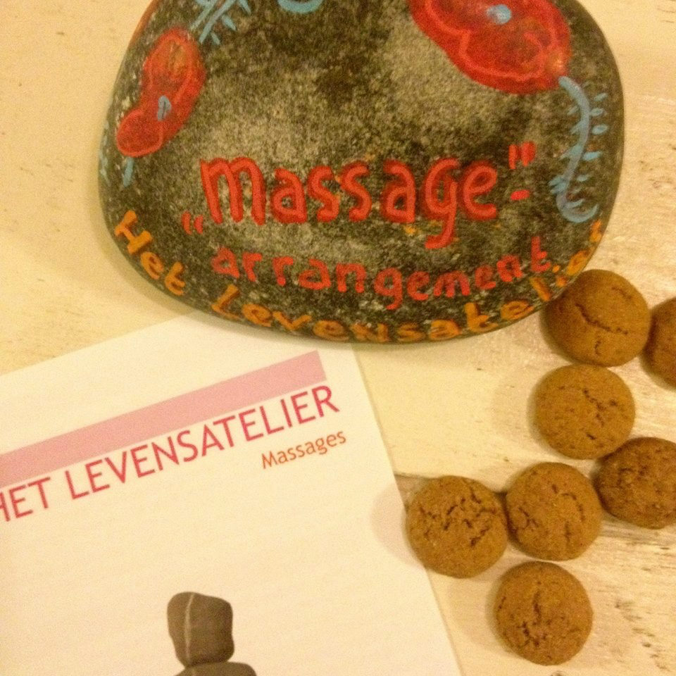 winkel kadostenen massage arrangement